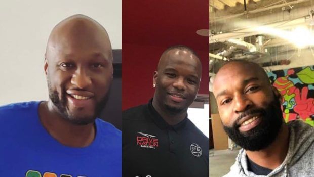 Lamar Odom, Jermaine O'Neal, & Baron Davis Deactivated From Ice Cube's BIG3