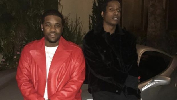 ASAP Rocky In Solitary Confinement & Is Allowed No Visitors Or Phone Calls, According To ASAP Ferg