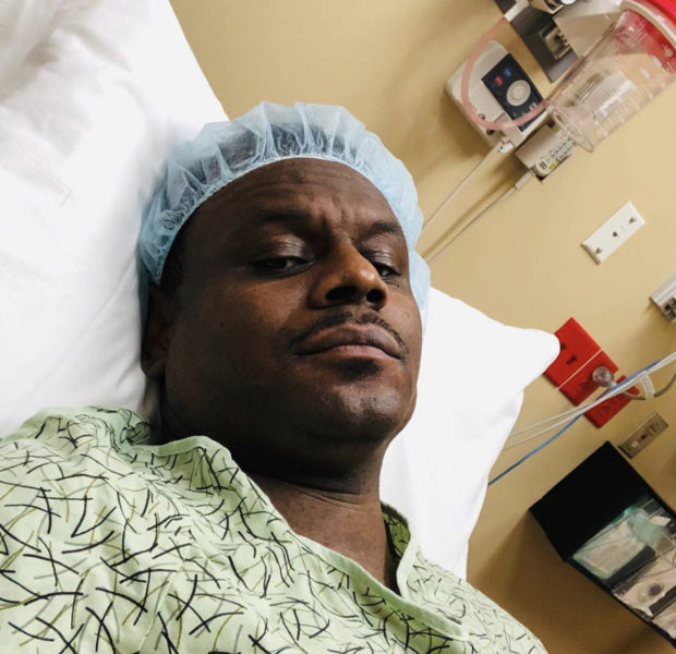 EXCLUSIVE: Singer Carl Thomas Undergoes Surgery To Remove Non Cancerous Tumor