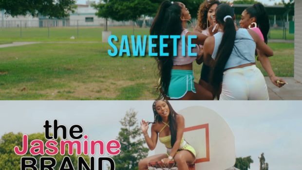 "Saweetie Throws Epic Bay Area Block Party For ""My Type"" Video [WATCH]"