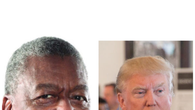 "BET Founder Bob Johnson Praises Trump Giving Him An A+, Says Democratic  Party Has ""Moved Too Far To The Left"""
