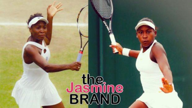 15-Year-Old Cori Gauff Makes History, Beats Venus Williams At Wimbledon