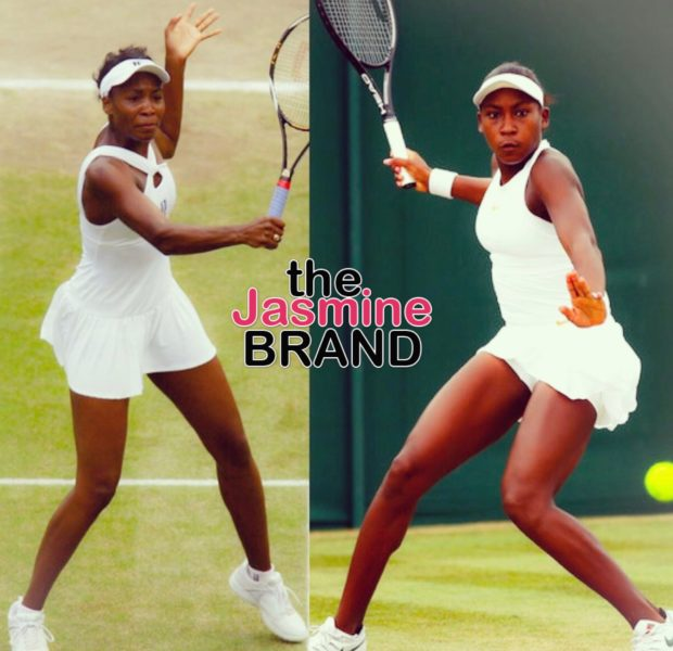 15-Year-Old Cori Gauff Makes History, Beats Venus Williams At Wimbledon