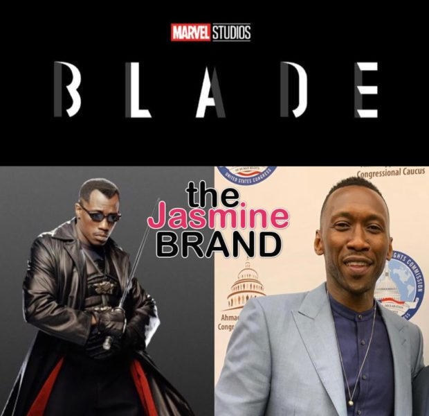 Wesley Snipes Reacts To Mahershala Ali Being Cast As 'Blade' In Reboot