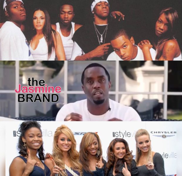 Diddy Contemplating 'Making The Band' Reboot