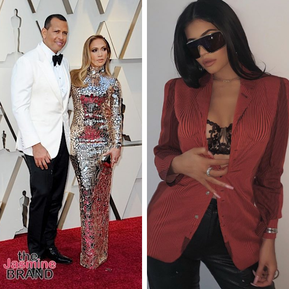 "Jennifer Lopez Livid W/ A-Rod Over Kylie Jenner Comments, ""Tension May Prevent Them From Walking Down The Aisle"" Says Source"
