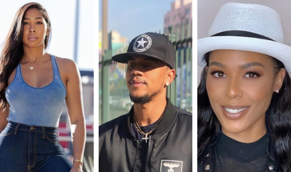 Apryl Jones Says She's Not Opposed To Having Sex W/ Lil Fizz: He's 'Deserving Of A F***ing', His Ex Moniece Slaughter Responds