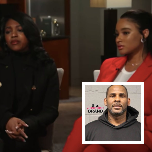 1 Of R.Kelly's Girlfriends Joycelyn Savage Charged With Misdemeanor Domestic Battery After Fight With Singer's Other Girlfriend Azriel Clary