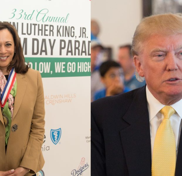 Kamala Harris Refers To Trump As A Predator [VIDEO]