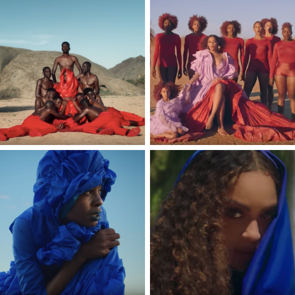 Beyonce Accused Of Copying South African Artist For 'Spirit + Bigger' Video