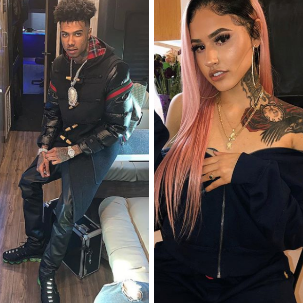 Does Blueface Have A Child