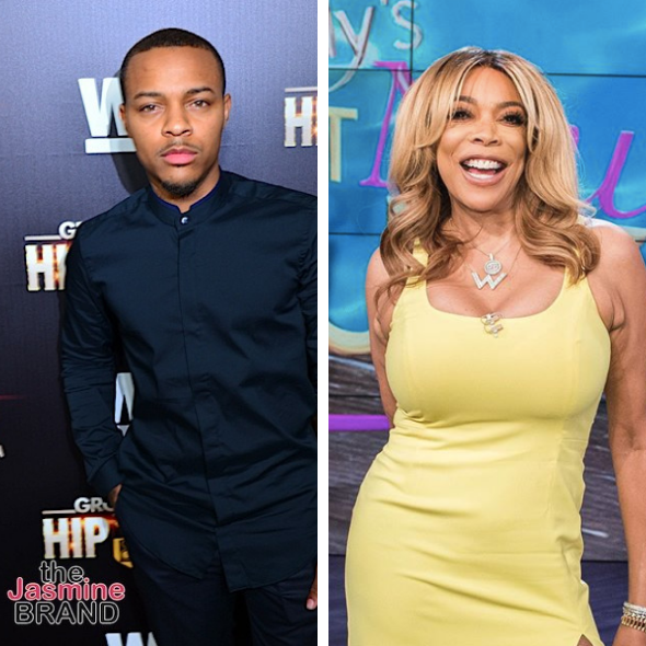 Wendy Williams Reacts To Bow Wow Seemingly Body Shaming Her: You Don't Have To Like It!