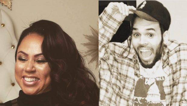 Chris Brown's Mother Defends Him Amidst Controversial Lyrics About Black Women