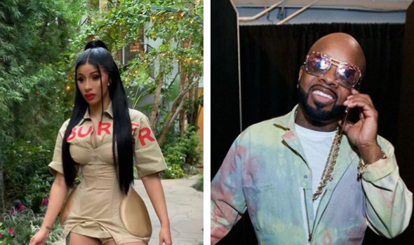 Cardi B Salutes Female Rappers Who 'Rap Their A** Off' & 'Don't Talk About Their P***y' After Jermaine Dupri Calls Out 'Stripper Rappers'