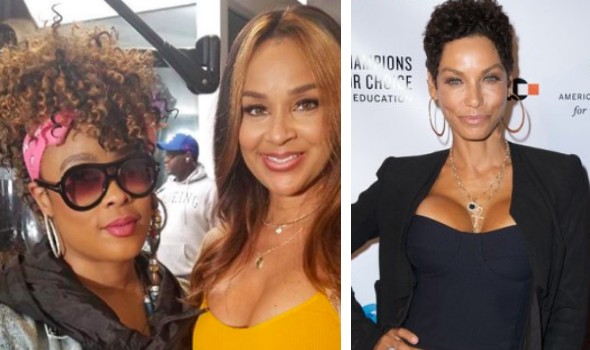 Da Brat & LisaRaye Call Out Nicole Murphy For Cheating With LisaRaye's Ex-Husband 'She Messed With My Husband!'