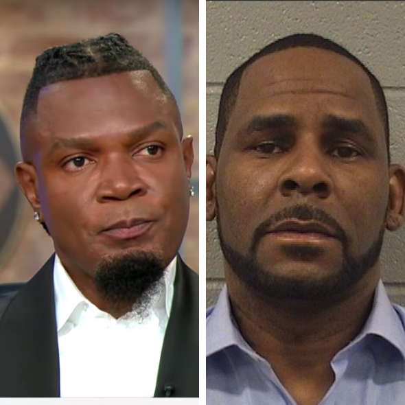 R.Kelly's Crisis Manager Darrell Johnson Quits 'For Personal Reasons'