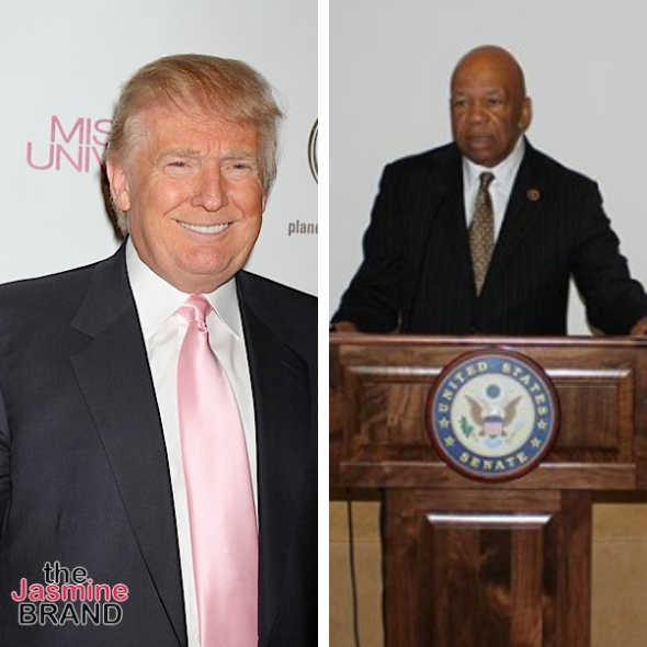 Donald Trump Says Elijah Cummings' Baltimore District Is 'The Worst In The USA' Calls City Disgusting, Rat & Rodent Infested Mess