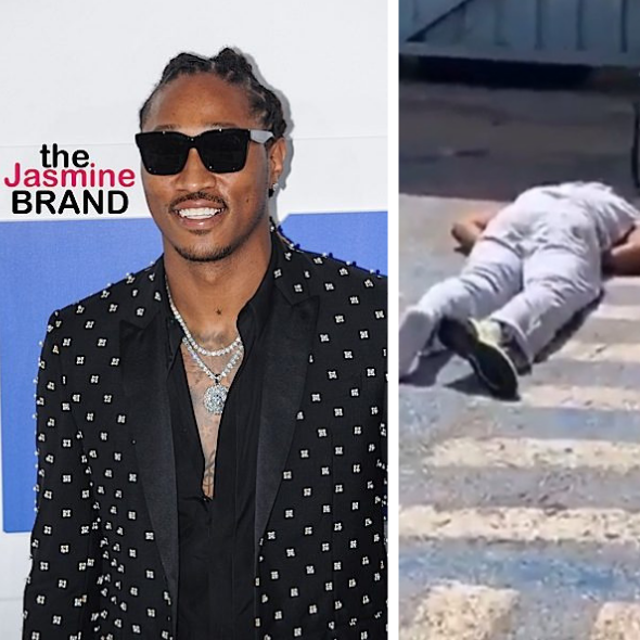 Update: Future Releases Statement After His Security Is Punched & Knocked Out – They Asked To Suck My Privates For A Picture