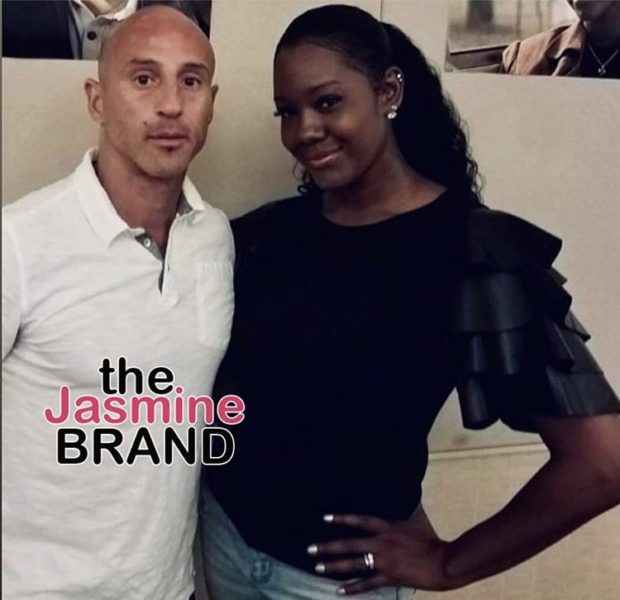 """A Bronx Tale"" Star Lillo Brancato, Jr. & Taral Hicks-Dawson Reunite"