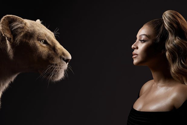 "Beyonce Releases ""Lion King"" Promo Weeks Ahead of Premiere"