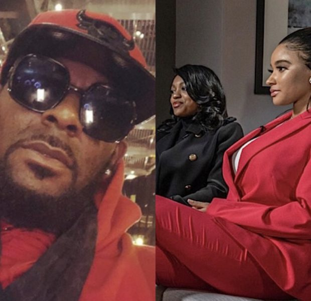 R. Kelly's Live-In Girlfriends Release Video, Insisting They're Still Living Comfortably In His Chicago Apartment: We Want To Say Thank You To Robert's Fans!