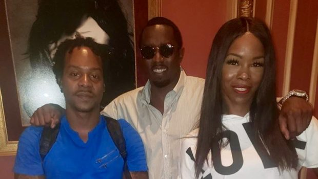 Diddy Reunites With Da Band's Dylan Dilinger & Babs Bunny