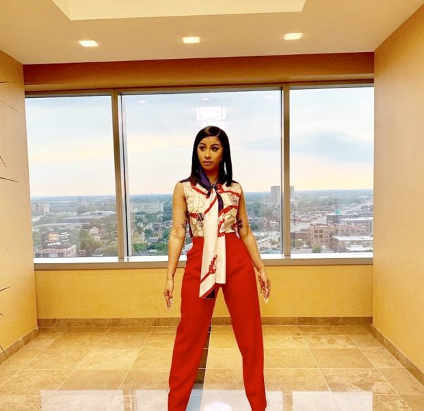 Cardi B Says Don't Get Distracted By Trump, Instead Of Posting His Bullsh*t, Share Positive Things About Democratic Candidates