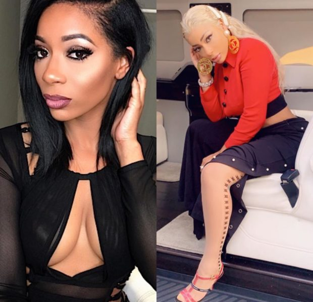 Love & Hip Hop's Tommie Lee Denies Skin Bleaching Rumors!