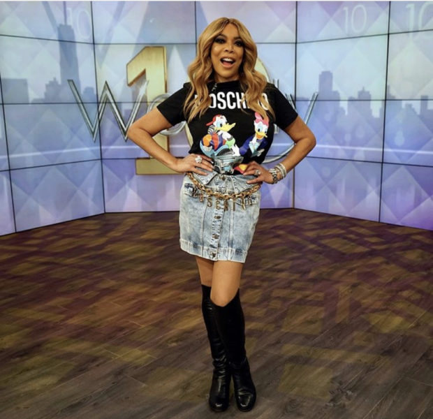 Wendy Williams Reveals She Was Diagnosed W/ Lymphedema 'It's Not Going To Kill Me, But I Do Have A Machine'