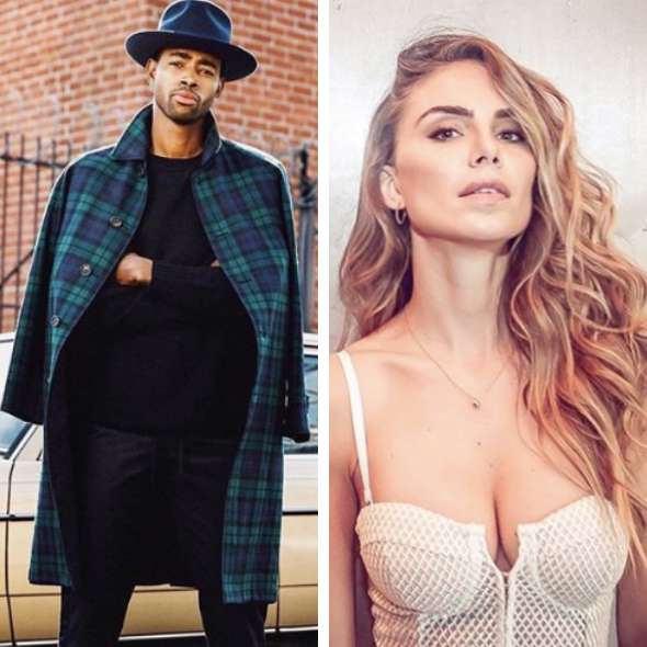 'Insecure' Actor Jay Ellis & Girlfriend Nina Senicar Are Having A Baby And Planning A Wedding
