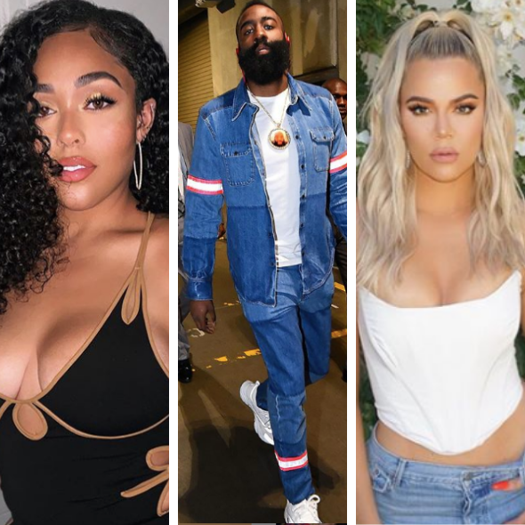 Jordyn Woods Parties W/ Khloe Kardashian's Ex, NBA Star James Harden