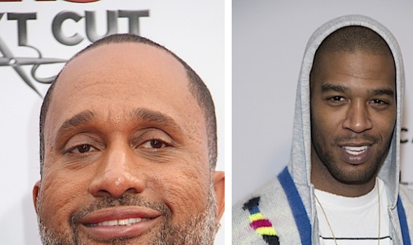Kenya Barris & Kid Cudi Team Up For Animated Series Based On Cudi's Newest Album