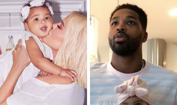 Khloe Kardashian Says It's Awkward Sometimes w/ Tristan Thompson, But They're Doing Good At Co-Parenting: The Kids Are Priority, They Come First