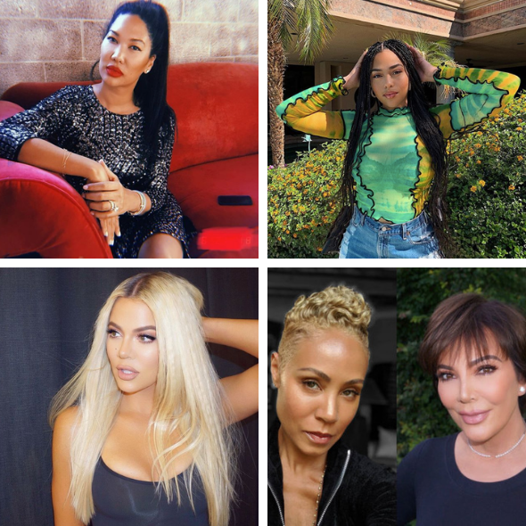 Kimora Lee Simmons Slammed For Advice She Gives To Kardashians About Jordyn Woods, Khloe Kardashian Yells At Kris Jenner For Being Too Nice To Jada Pinkett-Smith [VIDEO]