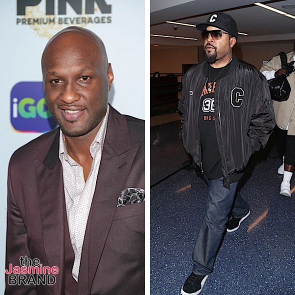 Ice Cube Reveals Why Lamar Odom Was Cut From The BIG3 League