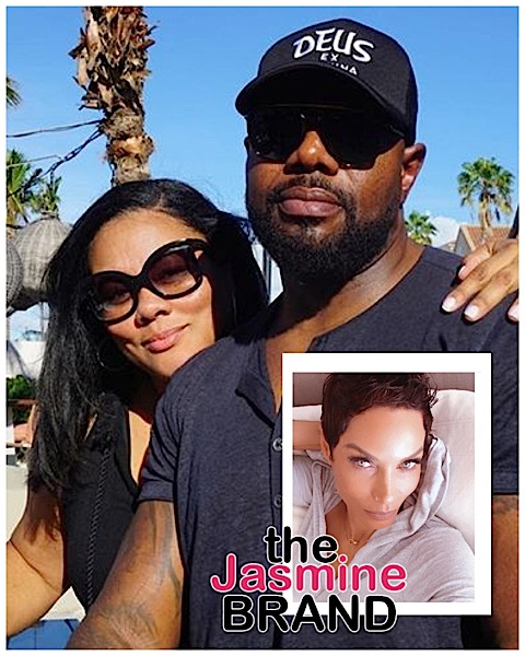Nicole Murphy Allegedly Spotted Kissing Married Director Antoine Fuqua, His Wife Lela Rochon Quits Social Media