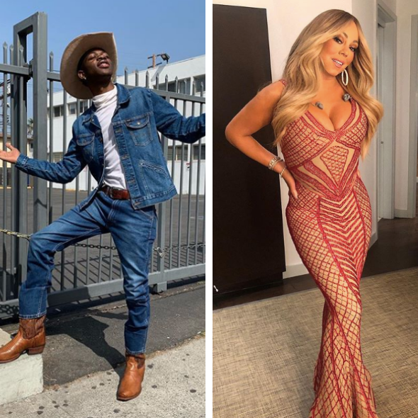 Mariah Carey Responds To Lil Nas X's Request For Her To Do 'Old Town Road' Remix