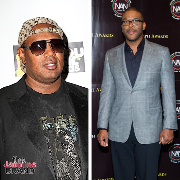 Master P Tells Tyler Perry To 'Get Out Your Feelings' & Says 'I'm Not Putting On No Dress To Make No Money' + Believes 'Black Panther' Didn't Benefit Black Community