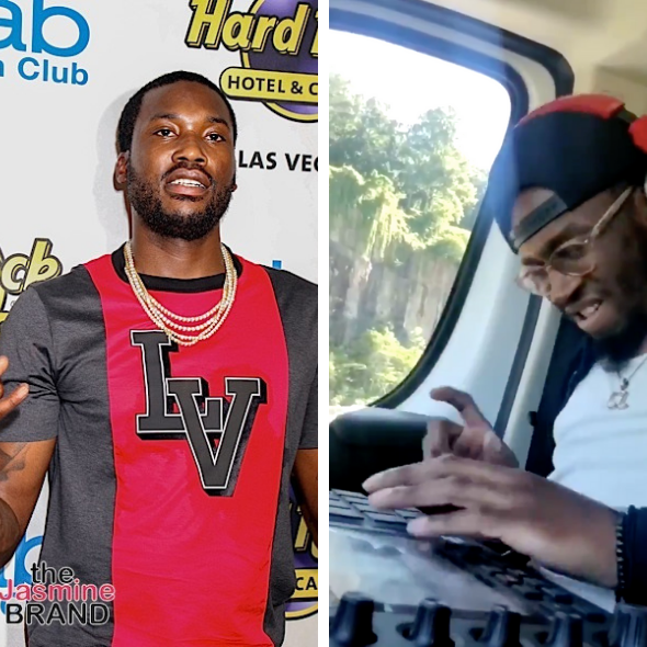 Meek Mill Finds A New Producer On Social Media After Video Goes Viral
