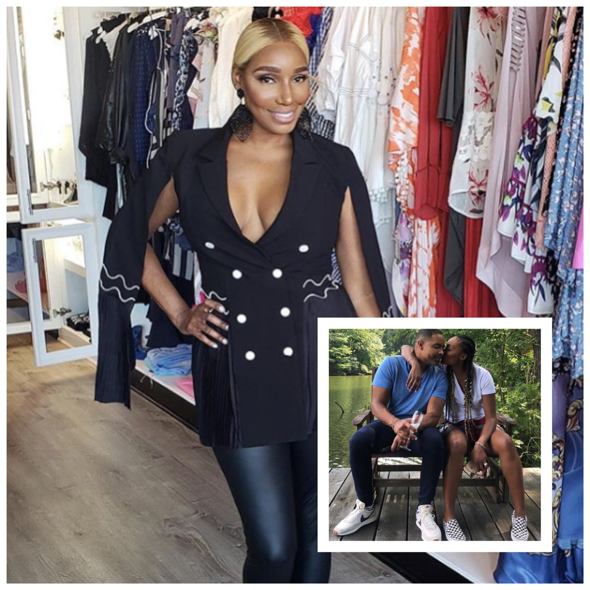 NeNe Leakes Denies Reports She 'Exploded' Over Cynthia Bailey & Mike Hill's Engagement: I Sent Her A Gift & I'm Happy She Found Love Again!