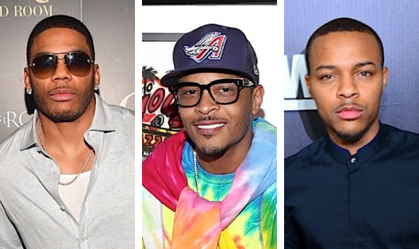 Nelly & T.I. Tell Bow Wow: You Need A Hug, This Is An Intervention!