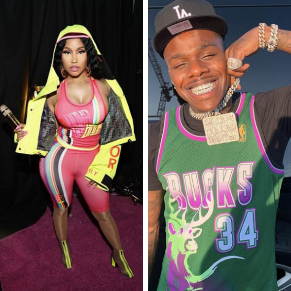 "Nicki Minaj Jumps On DaBaby's ""Suge"" Remix [New Music]"