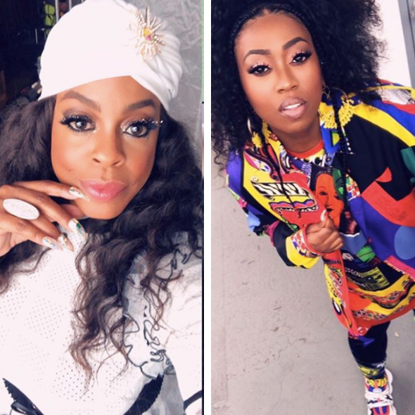 Woman Mistakes Niecy Nash For Missy Elliott, Nash Responds In Video