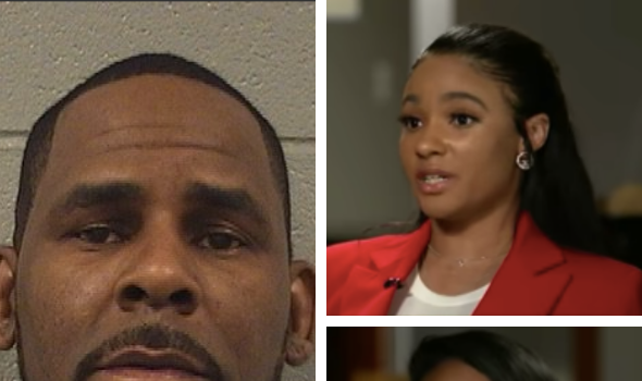 R. Kelly's Girlfriend Joycelyn Savage Pleads Not Guilty To Assaulting Azriel Clary, Azriel Comments: This Is Tough Love