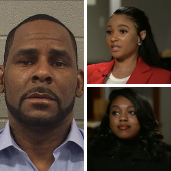 R.Kelly's Girlfriends Azriel Clary & Joycelyn Savage Get Into Physical Fight On IG Live, Azriel Presses Charges Says Joyceln Had Sex With Her When She Was Underage Multiple Times