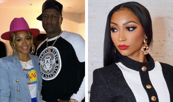 Mother Of Kirk Frost's Illegitimate Son Lashes Out At Him & Rasheeda 'They Aren't Allowed To Film W/ My Son & Act Like They Are Really Spending Time W/ Him'