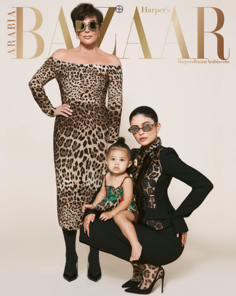 Kris Jenner & Kylie Jenner On Their Special Bond, Being Role Models & How Kim Kardashian Became A Spokesperson For Curvy Women