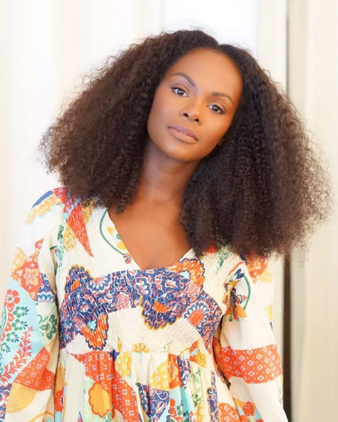 Tika Sumpter Sends Inspiring Message To Brown Girls: I Hope You Know Your Skin Is Gorgeous