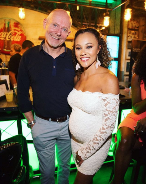 'Real Housewives Of Potomac' Star Ashley Darby & Husband Michael Welcome Baby Boy [Photo]