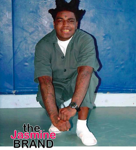 Kodak Black Posts 1st Picture From Jail, Writes: 'Lawyers Sittin Back Suckin All A N***as Funds'